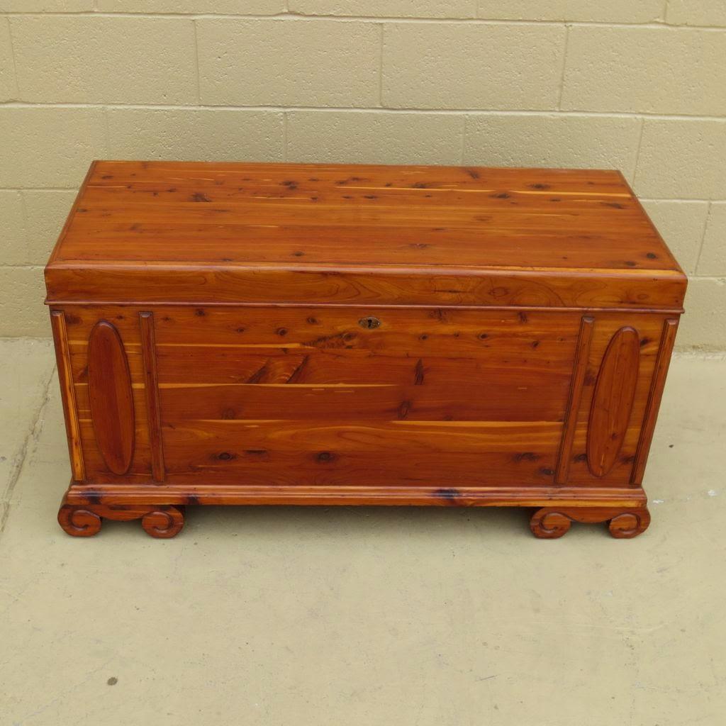antique cedar chest design