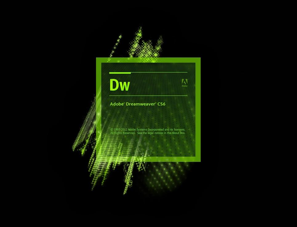 Cara Membuat Website dengan Dreamweaver CS6 - Membuat website dengan ...