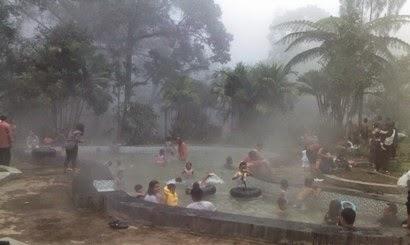 lokasi pemandian air panas cangar