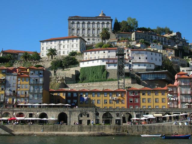 crociera sul fiume a porto, portogallo
