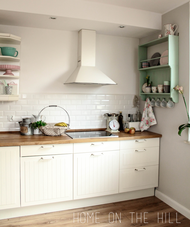 Home on the Hill  blog lifestylowy  wnętrza, inspiracje   -> Kuchnia Hittarp Ikea