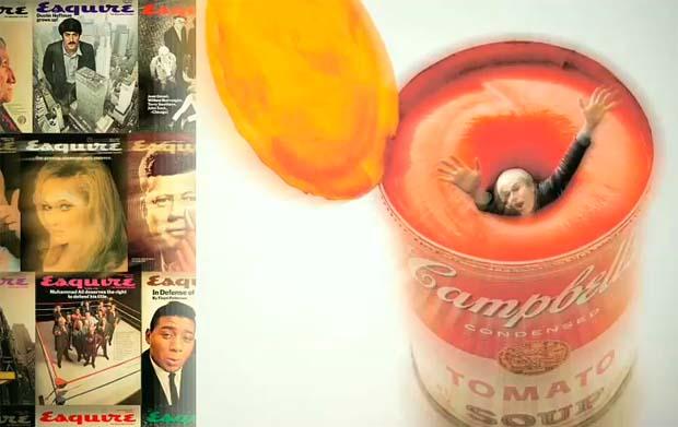 nuncalosabre.Art & Copy - Doug Pray (2009)