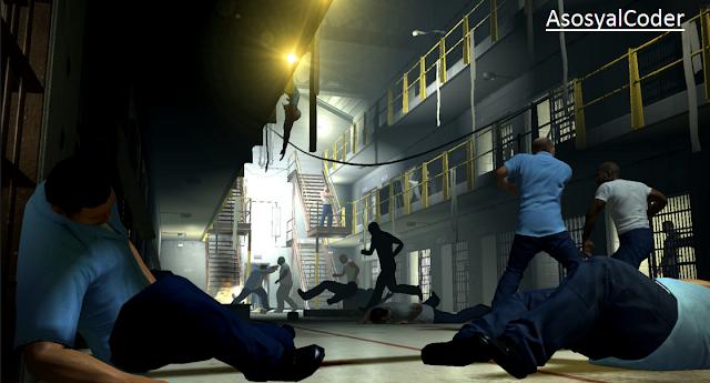 The prison game , oyun haberleri