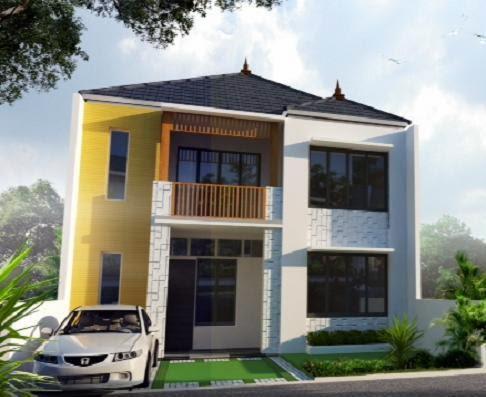 desain rumah minimalis 3 dimensi