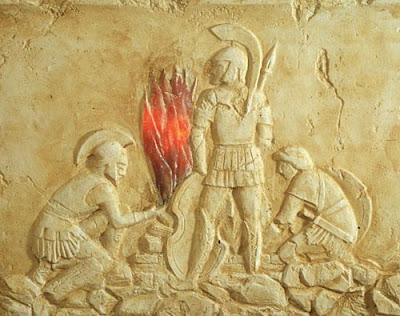 Τηλεπικοινωνίες στην Αρχαία Ελλάδα