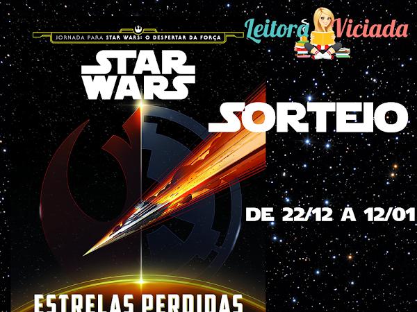 [Encerrado - resultado] SORTEIO Star Wars: Estrelas Perdidas, Editora Seguinte (Grupo Companhia das Letras)