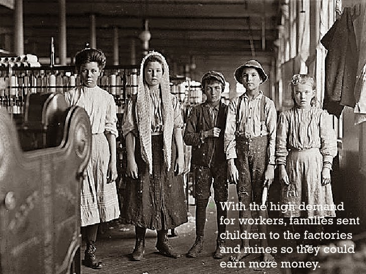 child labor during the victorian period One of the major reasons that brought change in the victorian england was the industrial revolution during the 1800s which led to the emergence of numerous factories the first operative factory can be traced by to 1721 but with industrialization, more and more factories can into existence.