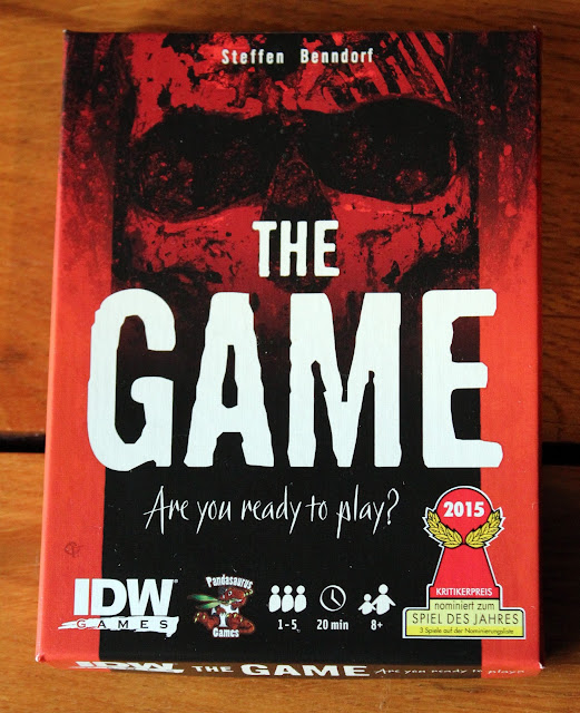 The Game - Random Nerdery review
