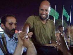 Saif al Islam es la única solución!!! Fue finalmente liberado el hijo de Gadafi?