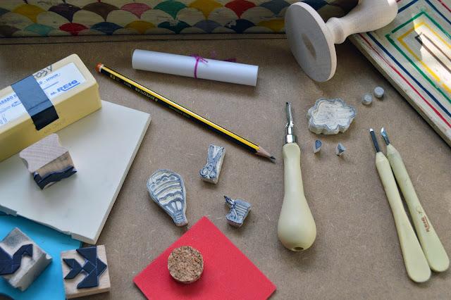 Múrice taller carvado de sellos - blog mi boda