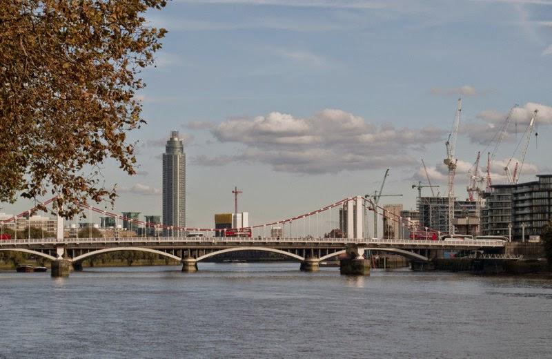 Mosty w Londynie