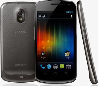 Harga dan Spesifikasi Samsung Galaxy Nexus Terbaru 2012
