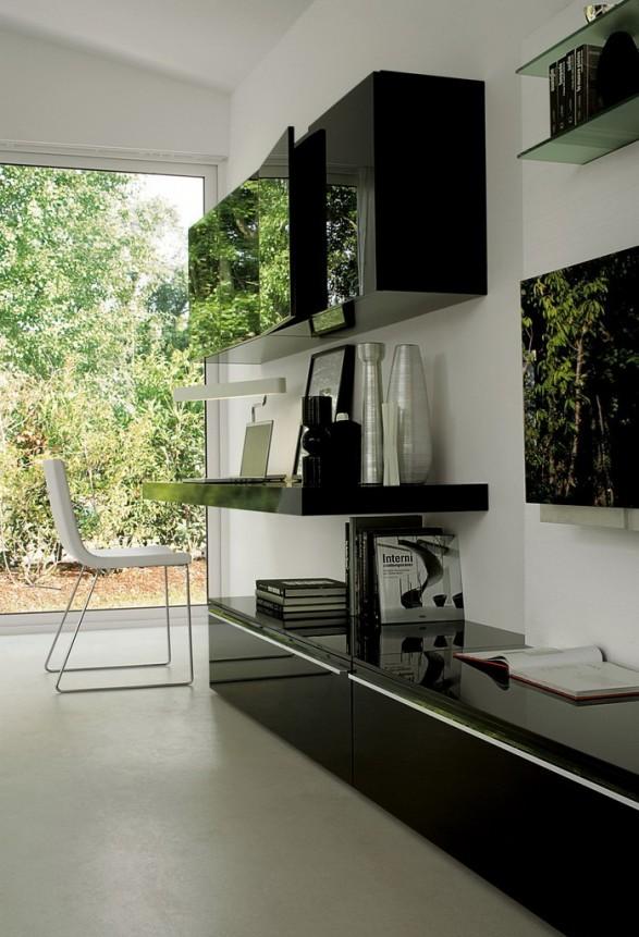 Iluminaci n elegante para salas de estar living rooms for Living elegante