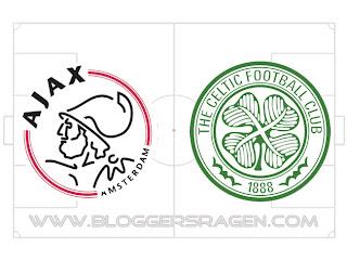 Prediksi Pertandingan Ajax Amsterdam vs Celtic