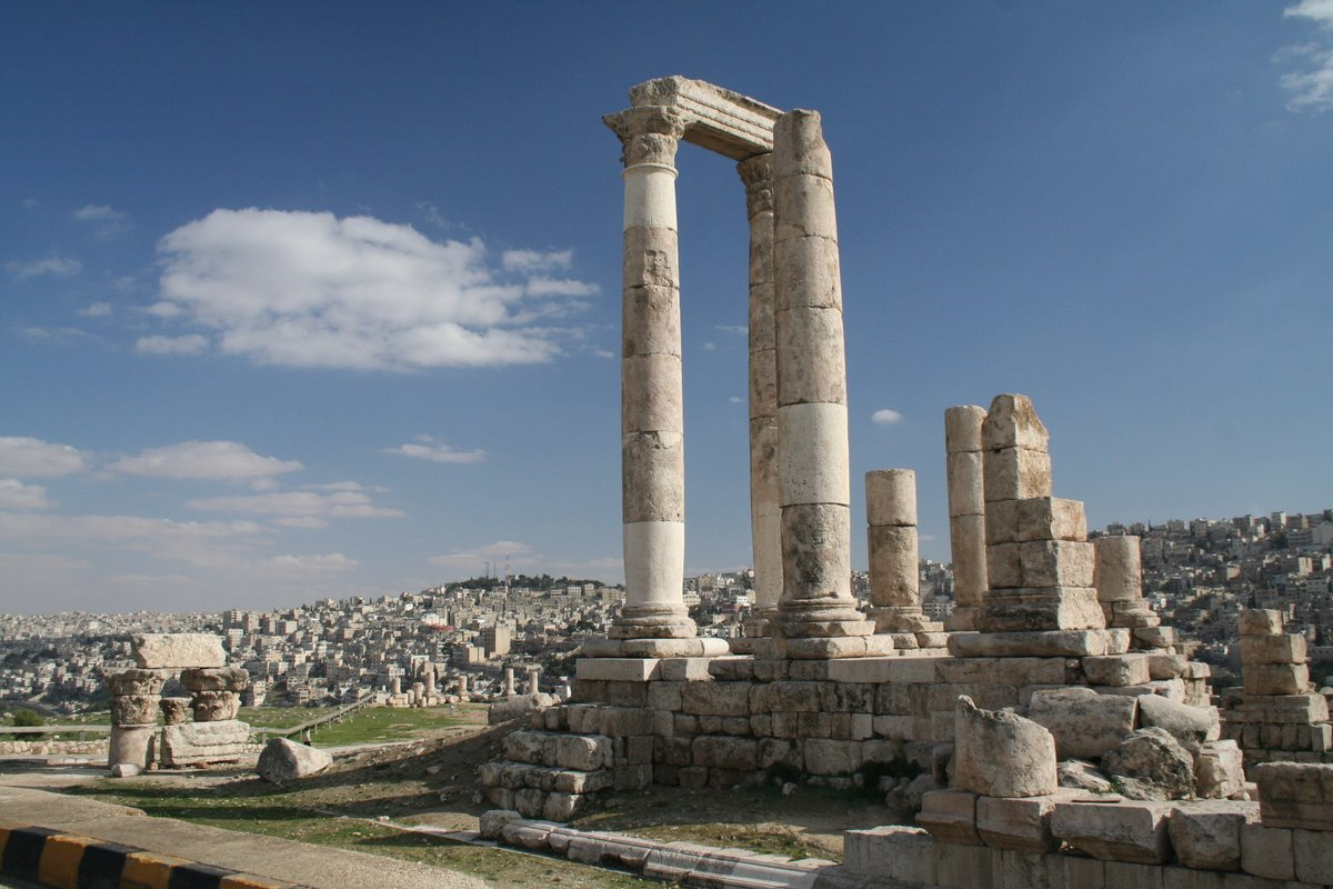 Traveler guide amman for Mygw