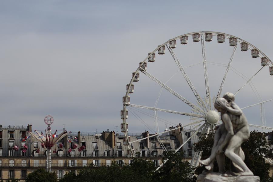 risenrad paris stadt