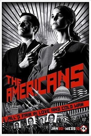The Americans - 6ª Temporada Legendada Torrent Download TV  720p