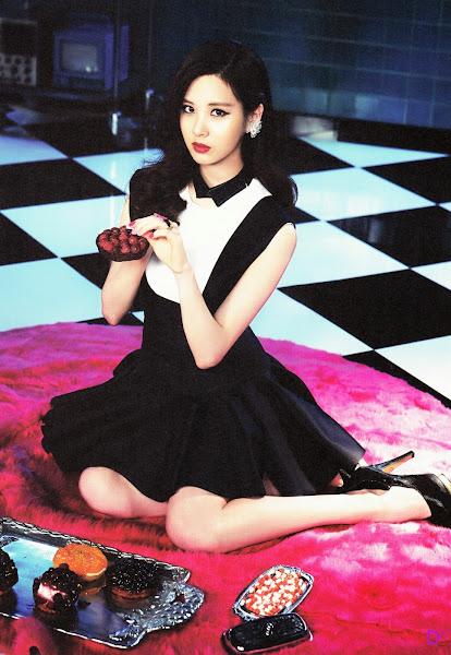 SNSD Mr Mr Seohyun Photocard