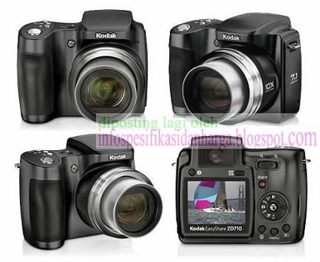 Harga Kamera Digital Prosumer Juli 2012 | Info Harga dan Spesifikasi