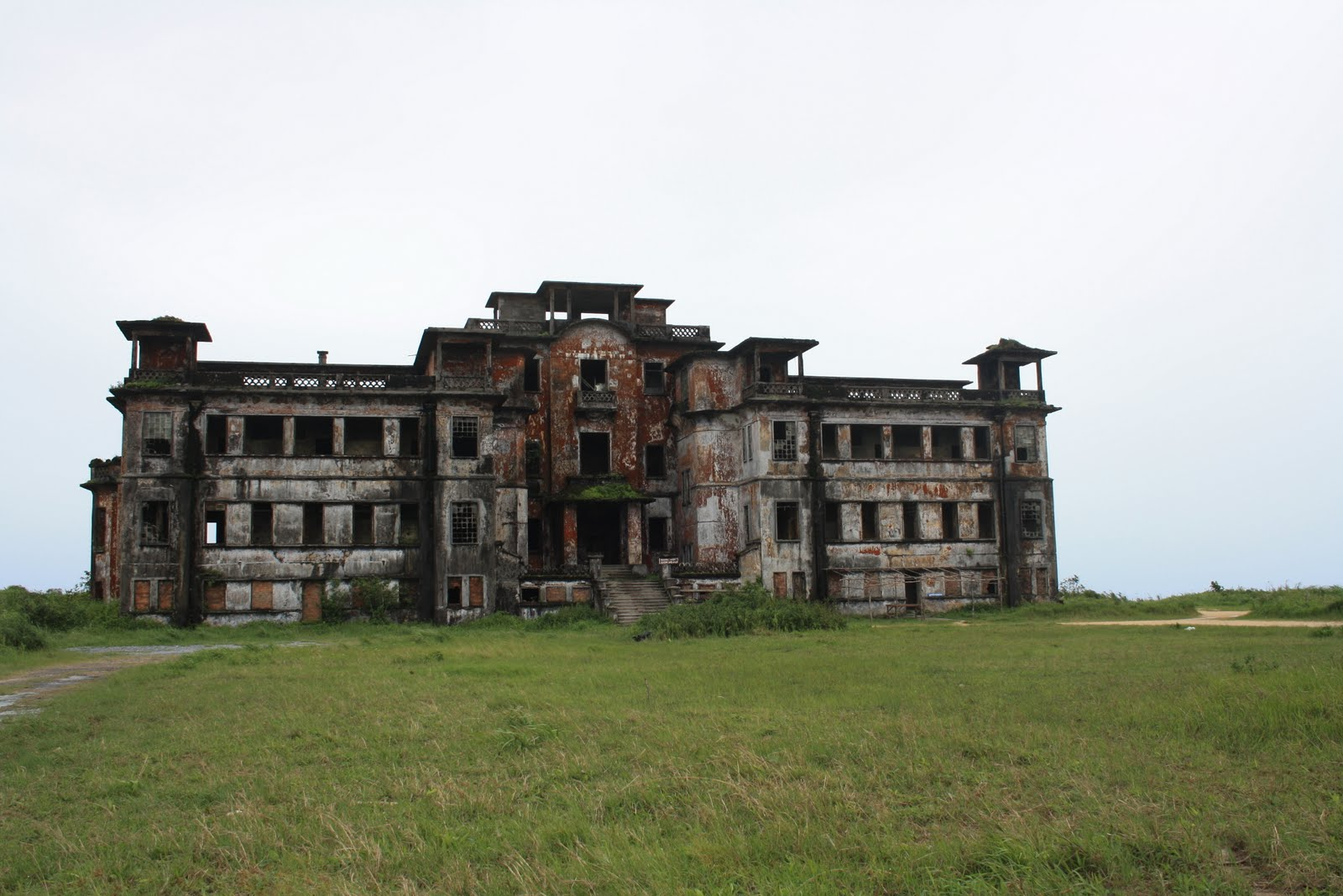 Bokor Casino