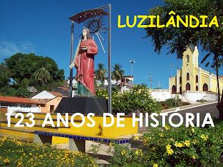 Luzilândia comemora 123 anos e divulga vasta programação