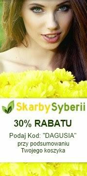 Rabat Skarby Syberii - -30% hasło: DAGUSIA