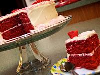 Menu Kue Natal Pilihan: Resep Red Velvet Cake