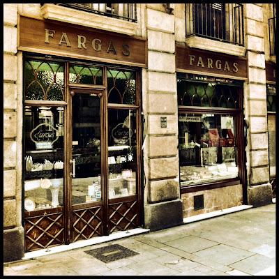Comerç antic Barcelona