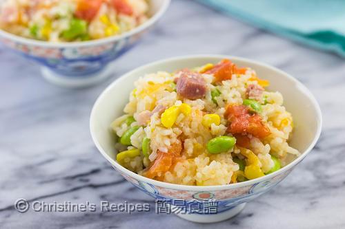 整個番茄飯 Rice with Whole Tomato02