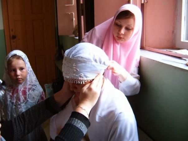 Русский народный головной убор