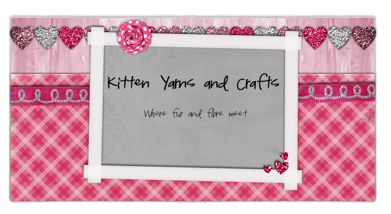 Kitten Yarns and Crafts