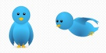 flash twitter tweeter flt animated button