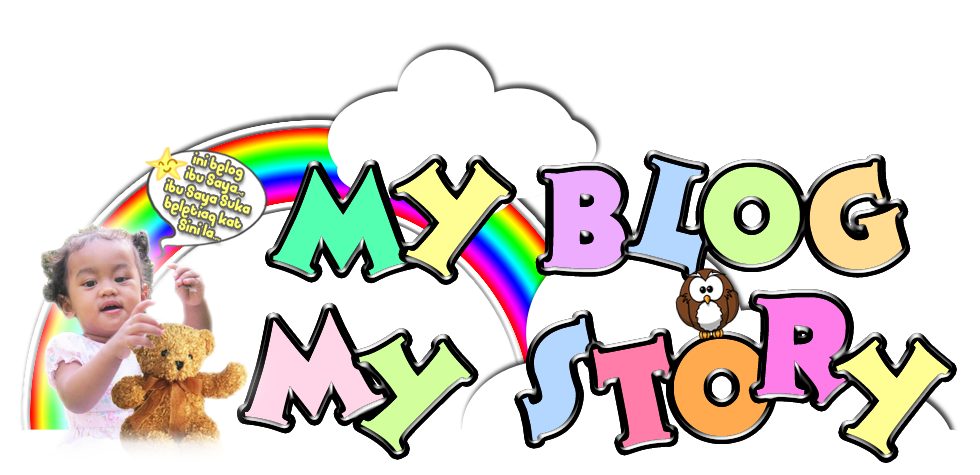 ·٠•●★MY BLOG MY STORY★●•٠·˙™