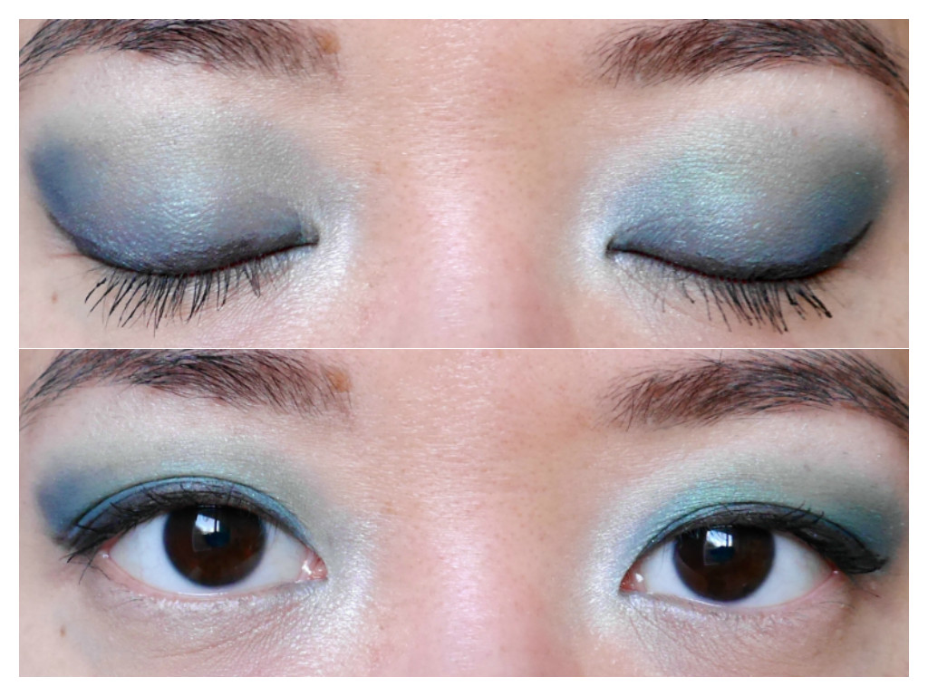 Two Colorful Looks with Urban Decay Vice 3