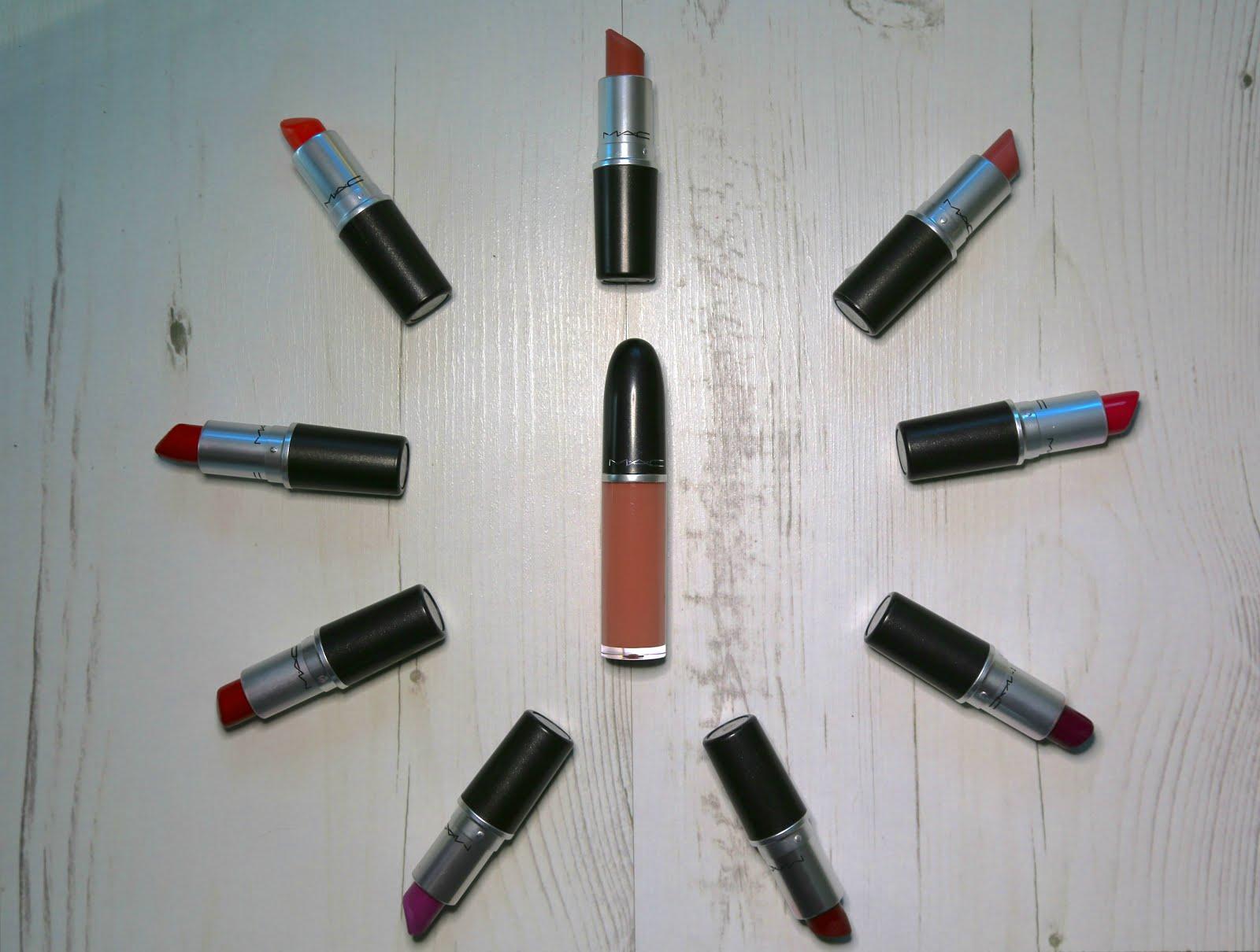 Mac Retro Matte Liquid Lip Colour Lady Be Good