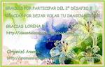 Certificado Desafío de ANAMA