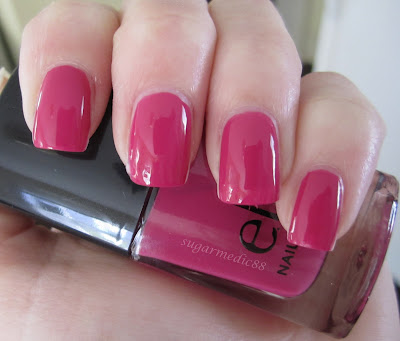 ELF Fuchsia Swatch