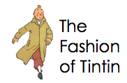 The Fashion of Tintin