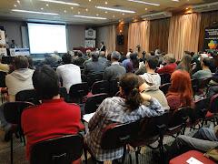 Apresentação da Palestra no 7º Congresso Estadual de Engenheiros Agrônomos de Santa Catarina