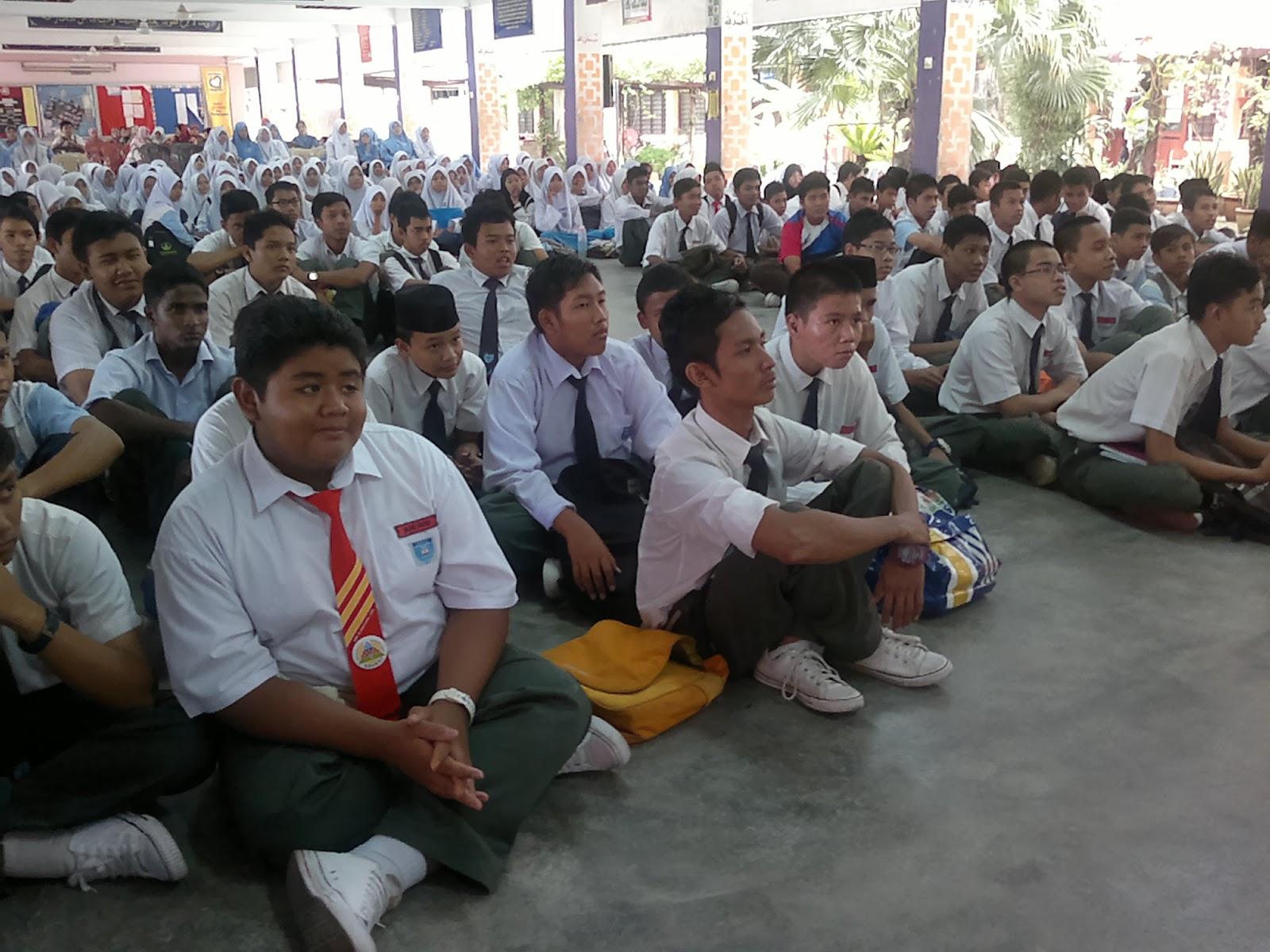 Peranan Pelajar Memupuk Budaya Penyayang Di Sekolah