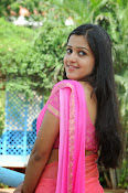 Samskruthi photo shoot in saree-thumbnail-4
