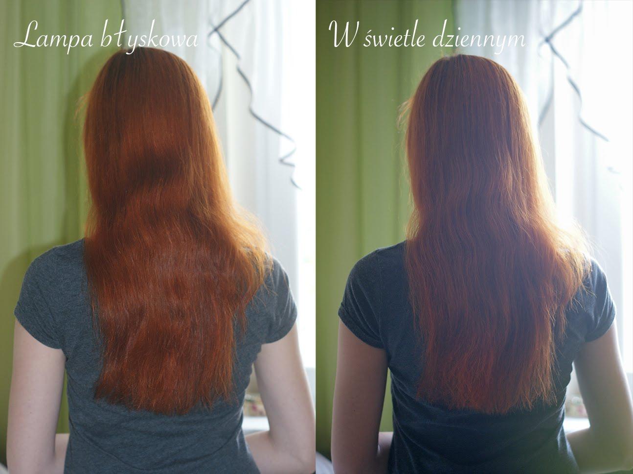 Aktualny wygląd włosów