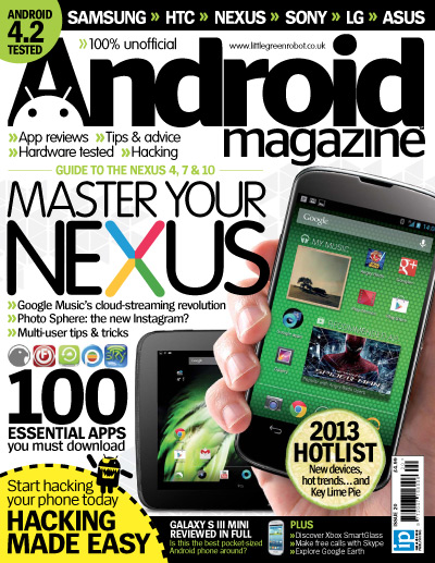 Download Free Android Magazine