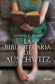 La bibliotecaria de Auschwitz