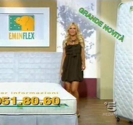 Belle delle televendite 2011 for Patrizia rossetti eminflex