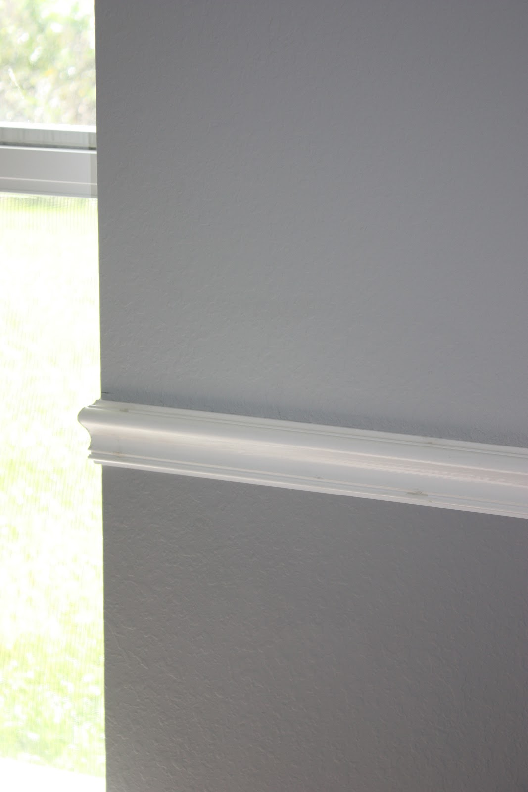 How To Put Up Chair Rail Molding With Pictures Ehow Decorative Wpc ...
