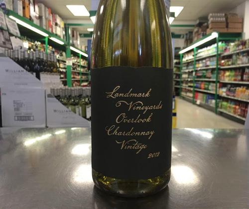 Landmark Vineyards Overlook 2013 Chardonnay