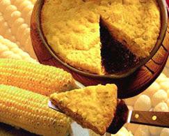 torta de jojotos, mazorca de maíz
