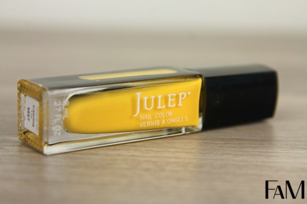 Julep Maven Nail Polish - Catrina - It girl - Review and Swatches