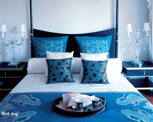 House designs sweet child blue room with elegant designs for Blue kids bedroom ideas